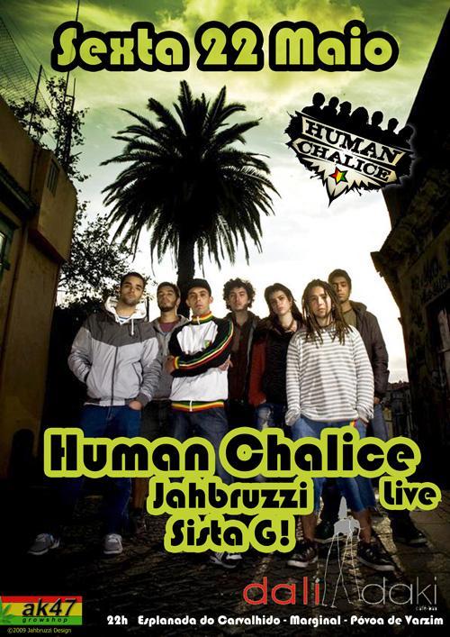human chalice